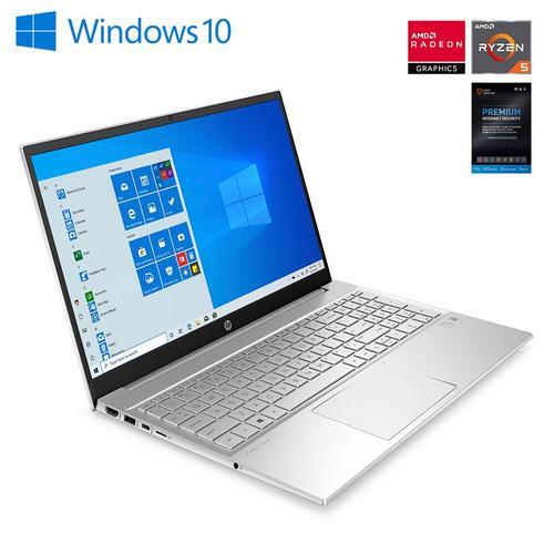 "15"" Laptop Ryzen w/ Total Defense Internet Security v11"
