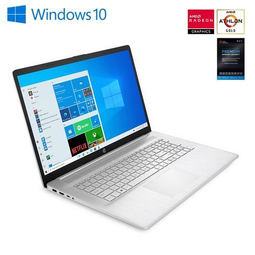 """17"""" Notebook N3150 w/ Total Defense Internet Security v11"""