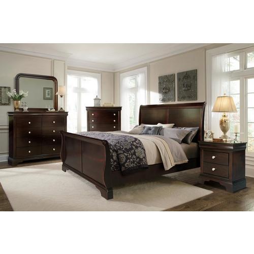 5 - Piece Dominique II Queen Bedroom Set