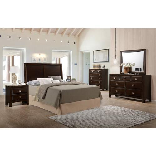 4 - Piece Franklin II Queen Bedroom Set