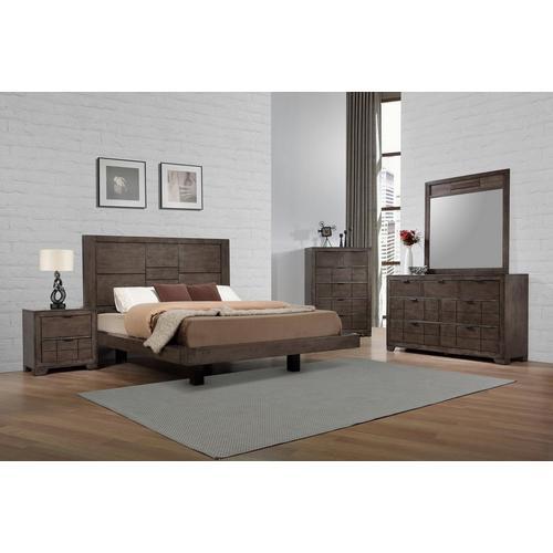 Logic II Queen Bed