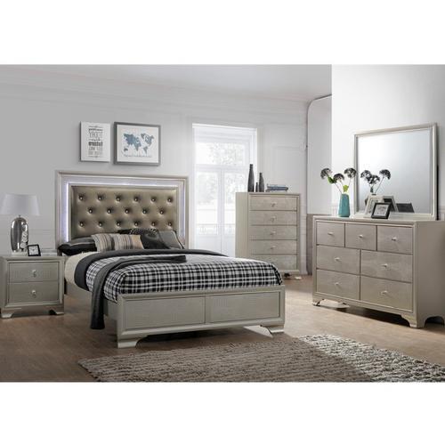 7 - Piece Lyssa Queen Bedroom Set
