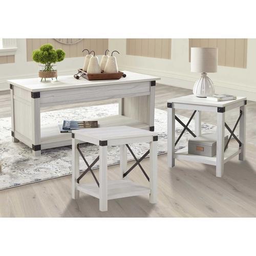 3 - Piece Barflynn Coffee Table w/ 2 End Tables