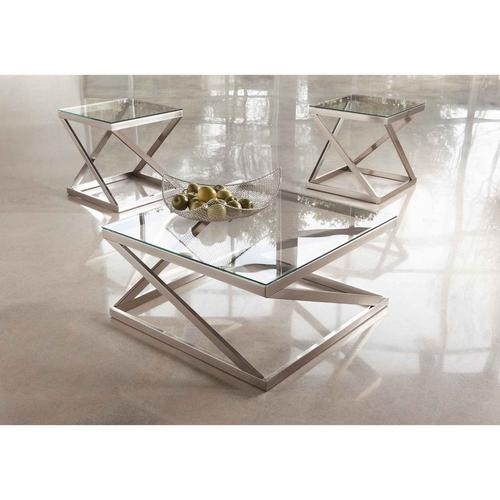 3-Piece Coylin Coffee Table w/ 2 End Tables