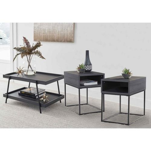 3 - Piece Yarlow Coffee Table w/ 2 End Tables