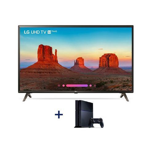 4k tv bundle