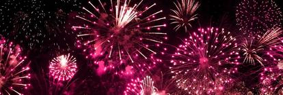 Blog - fireworks