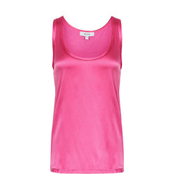 1000174658: Remey Silk Front Vest