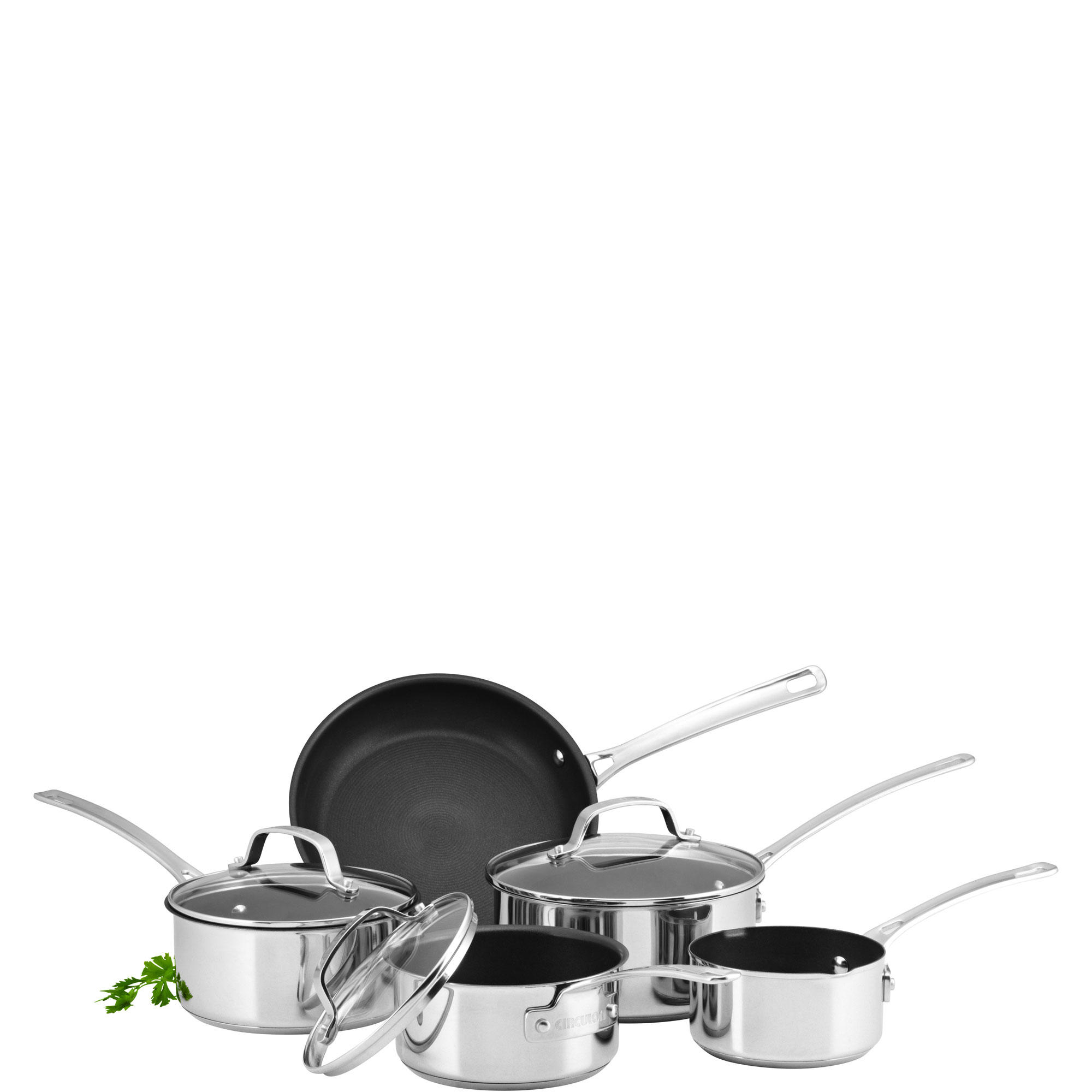 16 cm Cristel Cookway Master Saucepan Stainless Steel Stainless Steel