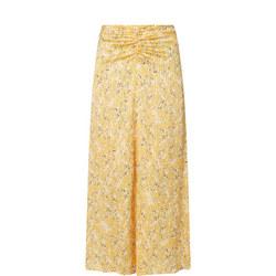 1000249856: Rinala Printed Skirt