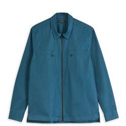 1000378246: Rooteen Technical Feel Overshirt