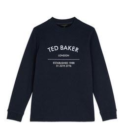 1000403426: Maaxii Boyfriend Logo Sweatshirt