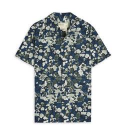 1000404413: MIB Cottage Floral Camo Shirt