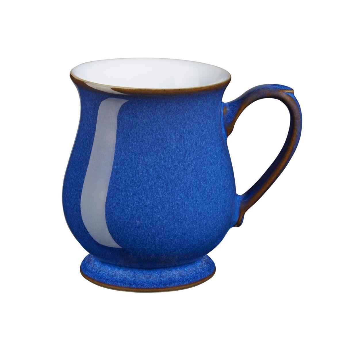 101500160: Imperial Blue Craftsman Mug 10oz