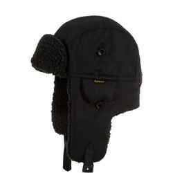 116293175: Fleece-Lined Trapper Hat