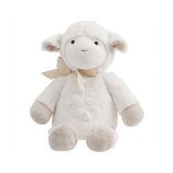 Pottery Barn Kids Lamb Plush Toy 43cm Arnotts