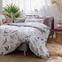 146623585SET: Floral Flight Coordinated Bedding Iris