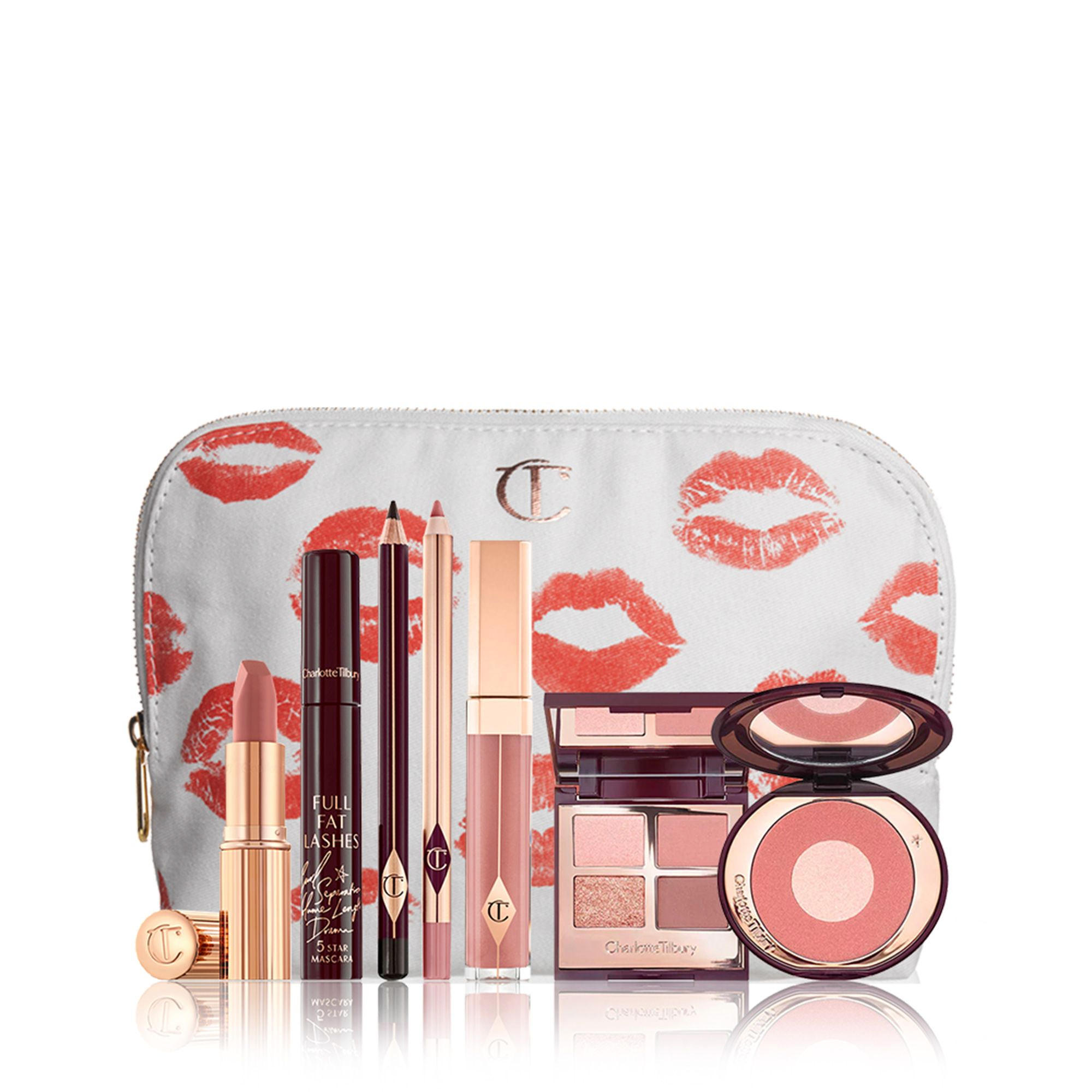 The Pillow Talk Look set is the a perfect Christmas gift for any makeup lover