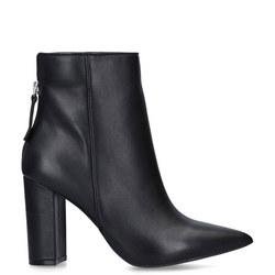 58003527800109BLACK: Renn Ankle Boots
