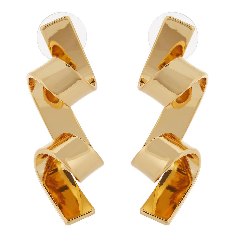 Swirl Earrings, ${color}