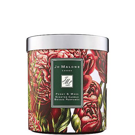 Peony & Moss Charity Candle, ${color}