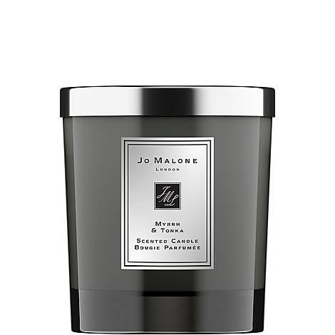 Myrrh & Tonka Home Candle, ${color}