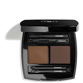 BROW WAX AND BROW POWDER DUO WITH ACCESSORIES