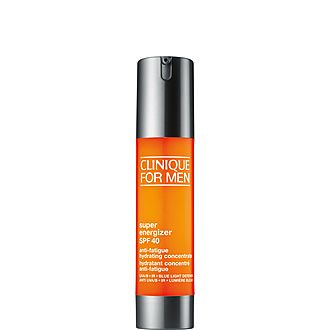 Clinique For Men Super Energizer™ SPF 40 AntiFatigue Hydrating Concentrate  48ml