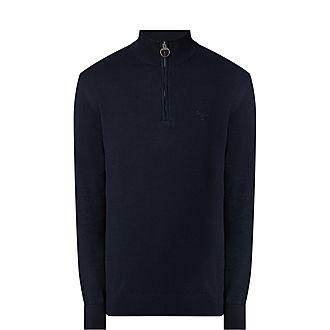 Tain Half-Zip Sweater