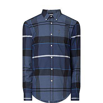 Sutherland Check Print Shirt