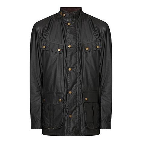 Duke Waxed Cotton Jacket, ${color}