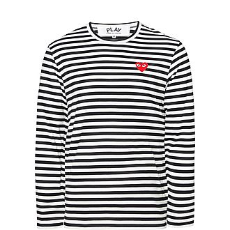 Heart Stripe T-Shirt