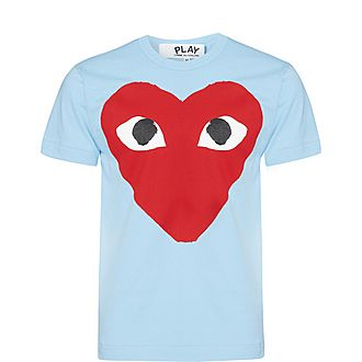 Large Heart T-Shirt