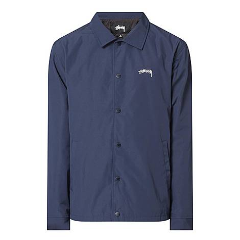 Classic Coach Shirt Jacket, ${color}