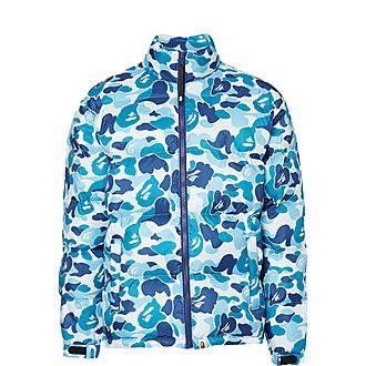 Camouflage Padded Jacket