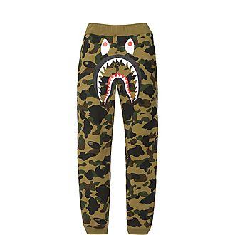 Camo Shark Sweatpants