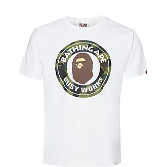 Camo Busy Works T-Shirt