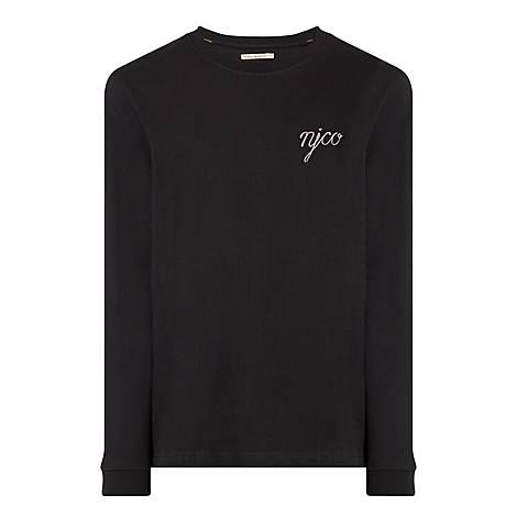 Rudi Icons Long Sleeve T-Shirt, ${color}