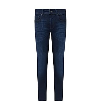 Luxe Performance Slimmy Tapered Jeans