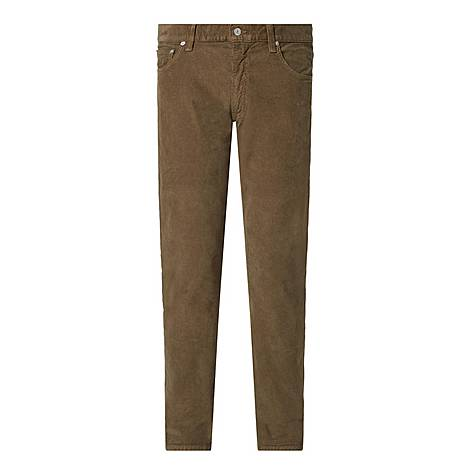 Bowery Corduroy Trousers, ${color}