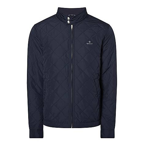 Quilted Windcheater Jacket, ${color}
