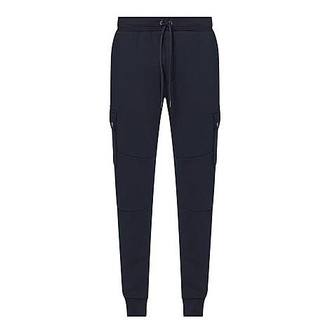 Double Tech Cargo Sweatpants, ${color}