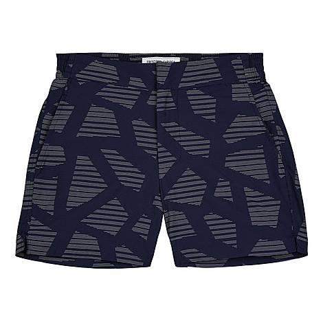 Jacquard Swim Shorts, ${color}