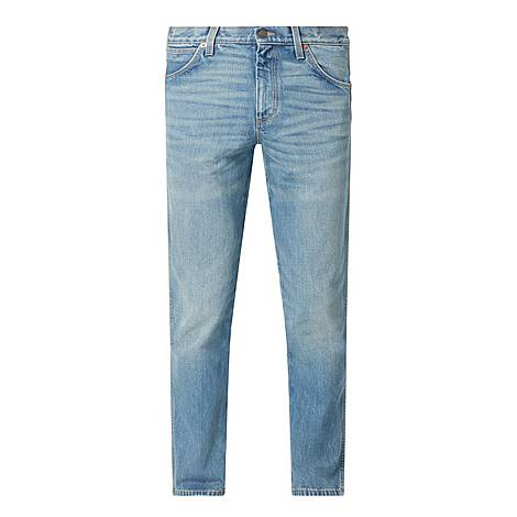 Relax Straight Leg Jeans, ${color}