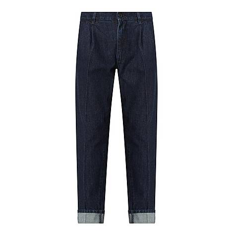 Selvedge Peat Jeans, ${color}