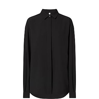 Lago Oversized Cotton Shirt