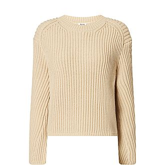 Khali Ribbed Sweater