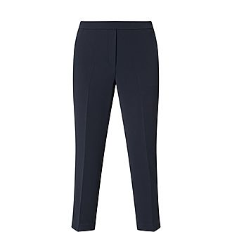 Treeca Cropped Trousers
