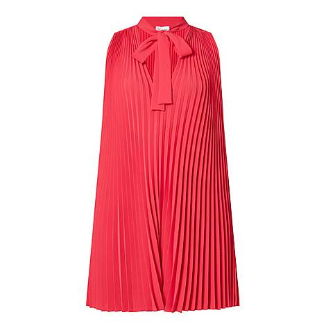 Pleated Dress, ${color}