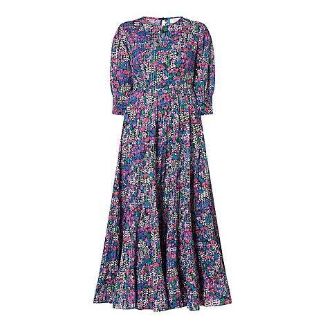 Kristen Floral Dress, ${color}